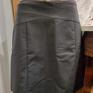 ELLE Women's Black Short Mini Skirt Stretch 10